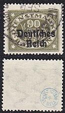 Buy GERMANY REICH Dienst [1920] MiNr 0045 ( O/used ) [01]