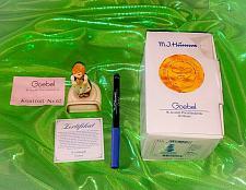 "Buy Vintage MJ Hummel 2"" Porcelain Place Card #117 New In The Box"