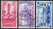 Buy ITALIEN ITALY [1931] MiNr 0369-71 ( O/used ) Schiffe