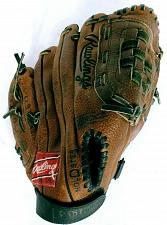 Buy Rawlings Brown Leather RPT20 Fastback Model Baseball Softball Glove 11.5""