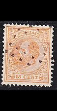 Buy NIEDERLANDE NETHERLANDS [1872] MiNr 0023 D ( O/used ) [01]