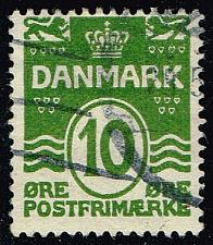 Buy Denmark #94 Numeral; Used (0.50) (1Stars) |DEN0094-03