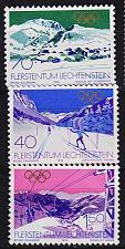 Buy LIECHTENSTEIN [1979] MiNr 0735-37 ( **/mnh ) Sport