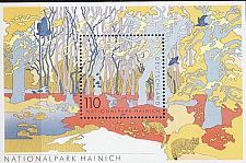 Buy GERMANY BUND [2000] MiNr 2105 Block 52 ( **/mnh ) Natur