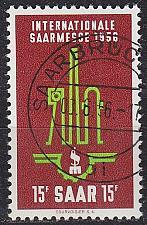 Buy GERMANY Saar [1956] MiNr 0368 ( O/used )