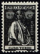 Buy Cape Verde #174 Ceres; Unused (3Stars) |CPV0174-01XRS