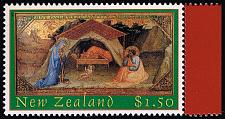 Buy New Zealand #1834 Nativity; MNH (5Stars)  NWZ1834-02XRS
