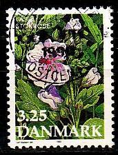 Buy DÄNEMARK DANMARK [1990] MiNr 0981 ( O/used ) Pflanzen