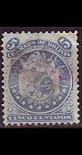 Buy BOLIVIEN BOLIVIA [1890] MiNr 0028 ( O/used )