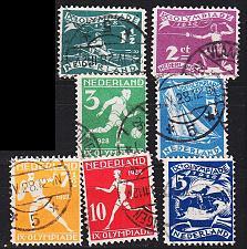 Buy NIEDERLANDE NETHERLANDS [1928] MiNr 0205 ex ( O/used ) Olympiade