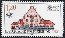 Buy GERMANY DDR [1987] MiNr 3070 ( **/mnh ) Bauwerke