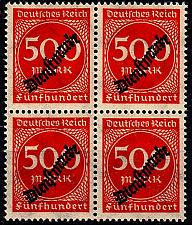 Buy GERMANY REICH Dienst [1923] MiNr 0081 ( **/mnh ) [01]