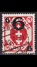Buy GERMANY REICH Danzig [1922] MiNr 0106 a ( OO/used )