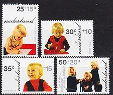 Buy NIEDERLANDE NETHERLANDS [1972] MiNr 1001-04 ( **/mnh )