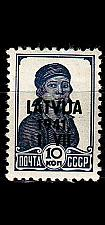 Buy GERMANY REICH Besetzung [Lettland] MiNr 0002 ( **/mnh )