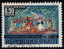 Buy Haiti #C289 Caiman Woods; Used (0.25) (2Stars) |HAIC289-05XVA