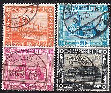 Buy GERMANY Saar [1923] MiNr 0098-01 ( O/used )