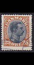 Buy DÄNEMARK DANMARK [1918] MiNr 0100 ( O/used )