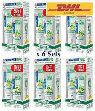Buy 6 Sets x SPARKLE NATURAL FRESH GUM CARE TOOTHPASTE ORGANIC HERB 100G.+50G IN SET