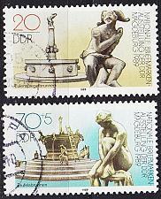 Buy GERMANY DDR [1989] MiNr 3265-66 ( OO/used )