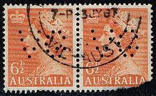 Buy Australia **U-Pick** Stamp Stop Box #154 Item 43  USS154-43XBC