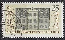 Buy GERMANY DDR [1967] MiNr 1330 ( OO/used ) Bauwerke