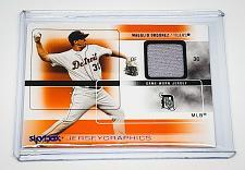 Buy MLB MAGALIA ORDONEZ DETROIT TIGERS 2005 SKYBOX GAME-WORN JERSEY MINT