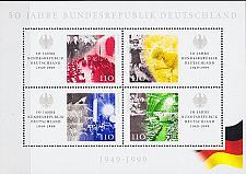 Buy GERMANY BUND [1999] MiNr 2051-65 Block 49 ( **/mnh )