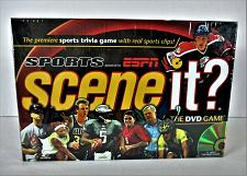 Buy SCENEIT? Sports powered by ESPN sports trivia game 2005 BRAND NEW FACTORY SEALED
