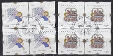 Buy GERMANY BUND [1999] MiNr 2084-85 4er ( O/used ) [01] Weihnachten