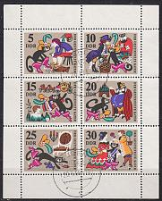 Buy GERMANY DDR [1968] MiNr 1426-31 Kleinbogen ( OO/used )
