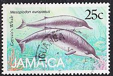 Buy JAMAIKA JAMAICA [1988] MiNr 0692 ( O/used ) Fische