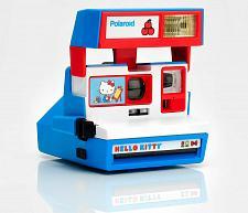 Buy New Polaroid Hello Kitty limited edition 600 camera friend around the world tour
