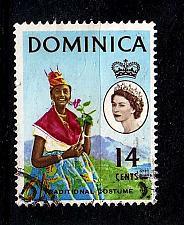 Buy DOMINICA [1963] MiNr 0169 b ( O/used )