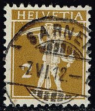 Buy Switzerland #153 William Tell's Son; Used (0.75) (2Stars) |SWI0153-12XRS