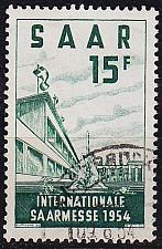 Buy GERMANY Saar [1954] MiNr 0348 ( O/used )