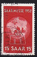 Buy GERMANY Saar [1952] MiNr 0317 ( O/used )
