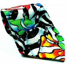 Buy Colorful Clown Fish Sea Marine Life Salt Water 100% Cotton Novelty Tie