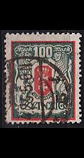 Buy GERMANY REICH Danzig [1922] MiNr 0128 X ( OO/used )