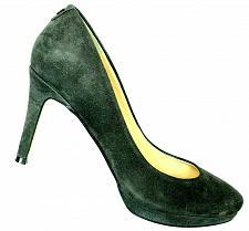 Buy Ivanka Trump Womens Itsophia Gray Suede Leather Slip On Pumps Size 7 M
