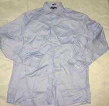 Buy Tommy Hilfiger Cotton Slim Fit Collar Button Shirt size 16-1/2 34-35