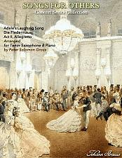 Buy Strauss II - Laughing Song from Die Fledermaus for Tenor Saxophone and Piano