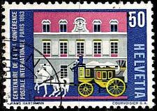 Buy SCHWEIZ SWITZERLAND [1963] MiNr 0773 ( O/used ) Verkehr