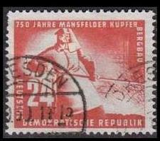 Buy GERMANY DDR [1950] MiNr 0274 ( OO/used ) [01]