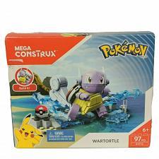 Buy Mega Construx Pokemon Wartortle Building Set DYF12 97 Pcs Brand New Sealed
