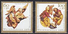 Buy GERMANY BUND [1989] MiNr 1442-43 ( **/mnh ) Weihnachten