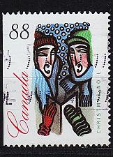 Buy KANADA CANADA [1994] MiNr 1455 D ( O/used ) Weihnachten