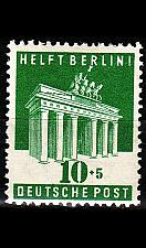 Buy GERMANY Alliiert AmBri [1948] MiNr 0101 E ( **/mnh )