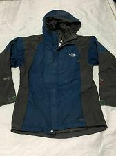 Buy The North face Gore-Tex XCR Summit Series jacket 30516 Blue Grey Hood,Men's