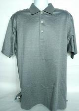 Buy Peter Millar Men's Jacquard Polo XL Short Sleeve Hazel 100% Cotton